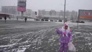 Погода в Екатеринбурге. Последние дни осени)))(, 2014-11-26T21:06:36.000Z)