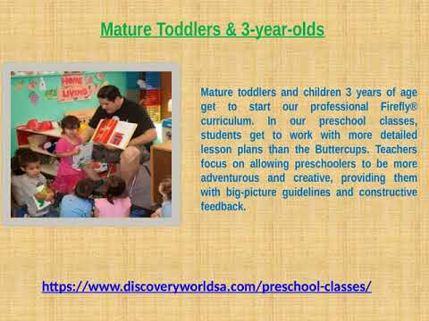 Pre School Classes In San Antonio Discovery World Learning Center