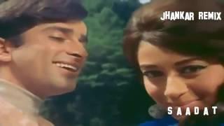 Bekhudi Mein Sanam Jhankar HD  Haseena Maan Jayegi 1968, Rafi & Lata Jhankar Beats Remix