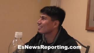 Mikey Garcia's Cook Falls Asleep At Work HILARIOUS Fail !!! EsNews Boxing