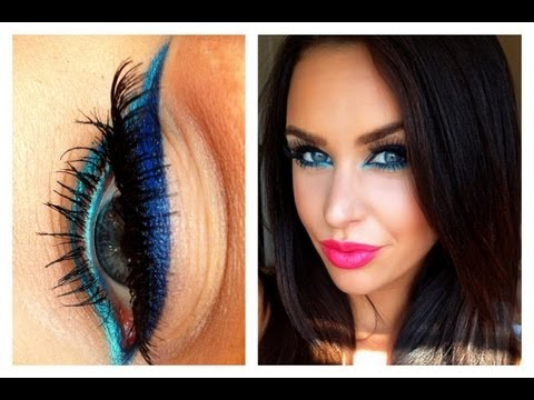Create Your Own Colorful Liquid Liner! (DIY)