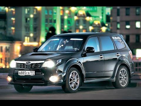 Subaru Forester 2015 цена, характеристики и фото