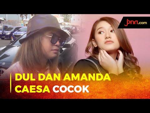 Dul Jaelani Menyukai Amanda Caesa Karna ini...