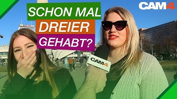 DREIER - hast du Bock zu f****n? (Straßenumfrage)