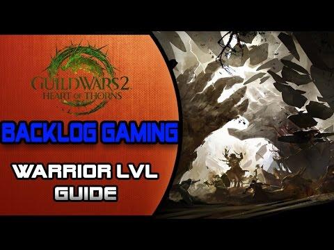 GW2 - Warrior Leveling Guide | Doovi