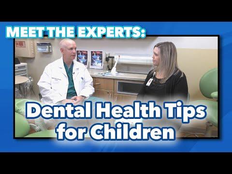 Pediatric Dental Hygiene Should Start At 6 Several weeks
