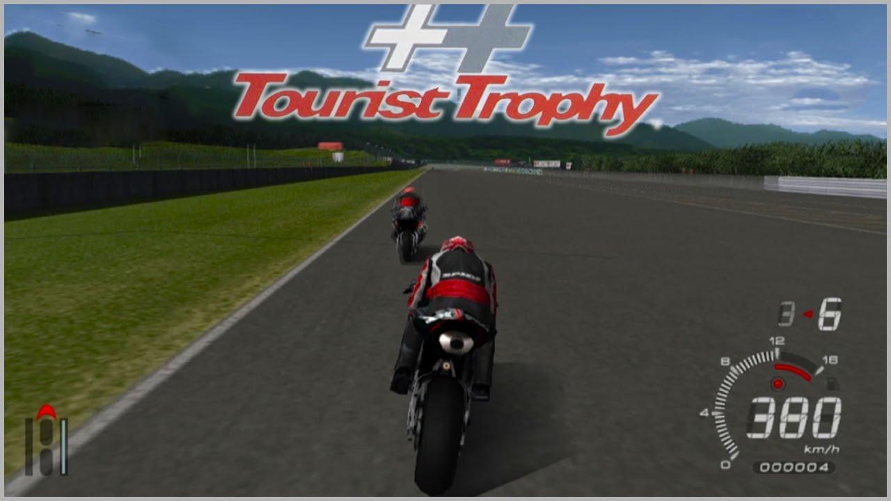 Tourist Trophy O Game - Gran Turismo 4 de Motos