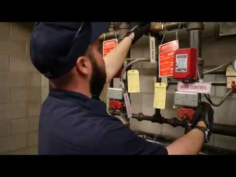 Fire Sprinkler Systems Inspection & Service