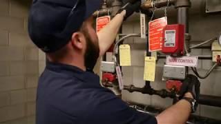 Fire Sprinkler Systems Inspection & Service