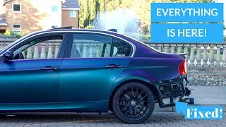 MY BMW E90 IS FINALLY FIXED!