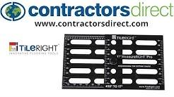 TileRight MeasureRIGHT Pro Tile Measuring Tool