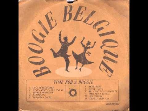 Boogie Belgique - Wish I didn`t love you so