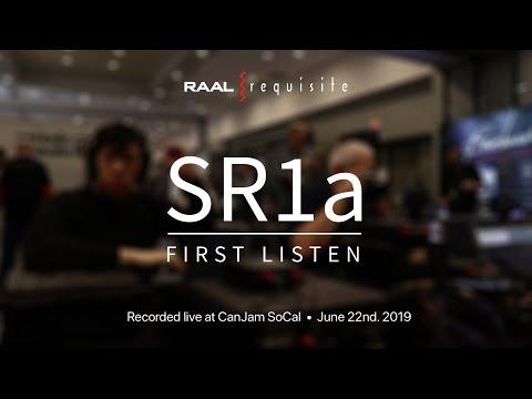 SR1a Ribbon Headphone: First Listen
