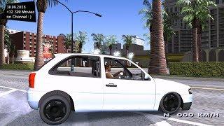 VW Gol G4 Test Drive GTA SA