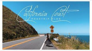 California Coast RV Roadtrip // My First VLOG !