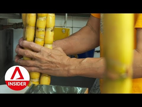 End Of Cheap Sugar Cane Juice? The Price Hike Explained | For Food's Sake! | CNA Insider