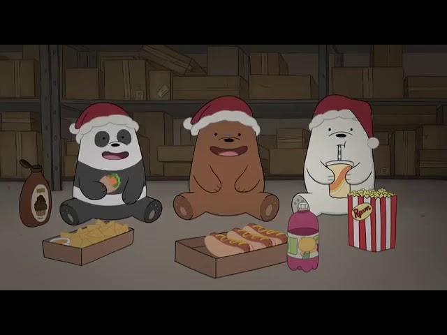 الدببة الثلاثة الكريسماس حلقة لم تعرض على كرتون نتورك Youtube