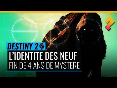 Destiny 2 - L'identité des Neuf enfin révélée ! (Lore) thumbnail