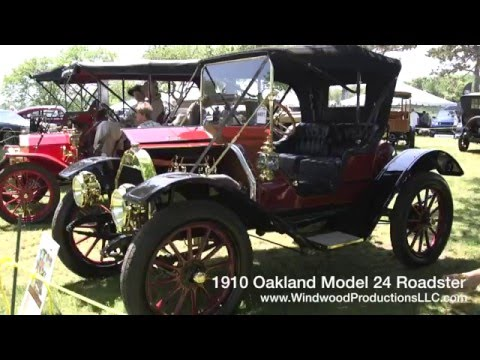 1910 Oakland Model 24 Roadster
