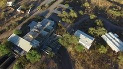 Drone Flight Over Illegal Monkey Research Center Mesa Arizona