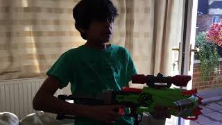 What not to do in a Nerf war 2