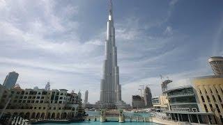 El Edificio mas alto del mundo queda en Dubai - Burj Khalifa