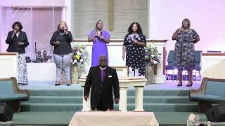 Good News Church | Sunday Service | 9AM | Bishop Rickie White | 10-03-2021