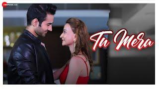 Download Tu Mera - Official Music Video | Sonali Jain, Karan Manocha | Altamash Faridi, Antara Mitra | Rashid
