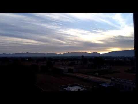 Aravalli Hills from Pushkar