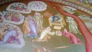 Греко-православная церковь 12 Апостолов в Капернауме(Православная греческая церковь 12 Апостолов в Капернауме, городе Иисуса Христа. Галилея, Израиль. В начале..., 2012-02-18T21:06:58.000Z)