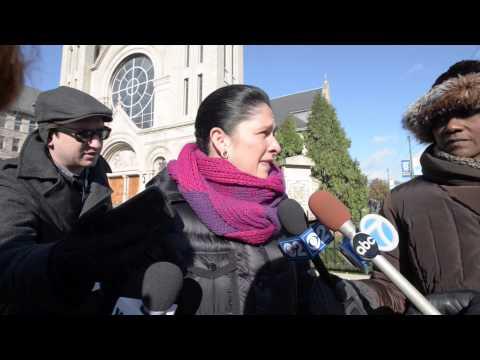 City Clerk Susana Mendoza talks about Mayor Jane Byrne