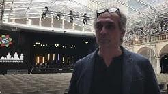 Eventarchitekt Hubert Lüscher über das Dach für die Jubiläumsschlossnächte