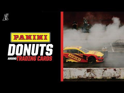 DONUTS Around @panini Trading Cards