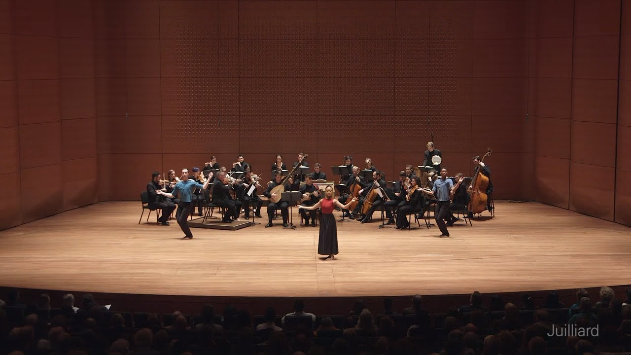 Terpsichore with Historical Performance and Dance | Juilliard Inside Look