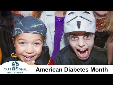 Diabetes - Herald Health Minute thumbnail