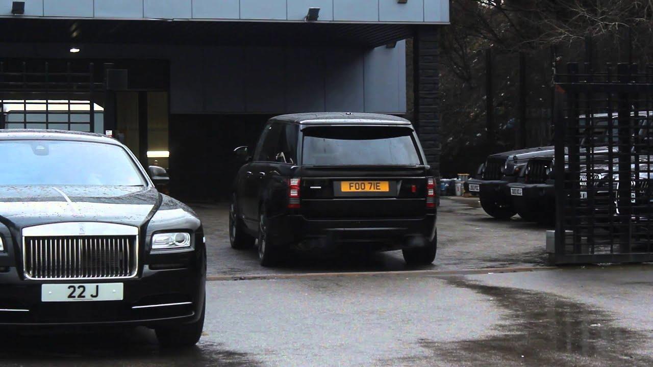 2014 Range Rover Vogue Autobiography Exhaust Sound Kahn Edition