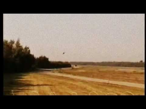 F-16A: Low-pass at Twenthe-Airbase