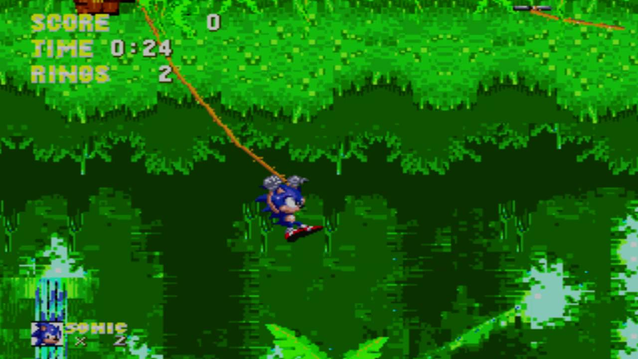 Sonic 3 - Angel Island Zone 1 (SNES Remix) | EndlessVideo