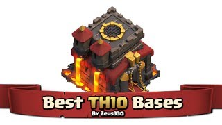 Top10 Clan War 3 Star TH10 With Bolaloon or Air Troops Attacks