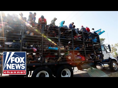 Filmmaker Ami Horowitz Investigates Migrant Caravan: Organized, Well-Funded
