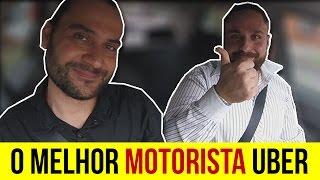 O MELHOR motorista UBER de São Paulo
