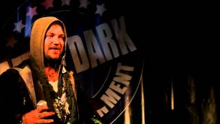 Bam Margera is Fuckface Unstoppable Performing LIVE 03/15/13