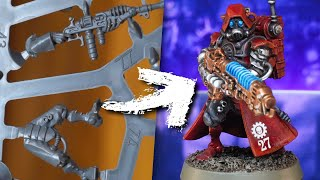 Build and paint your first Warhammer model: perfect for beginners