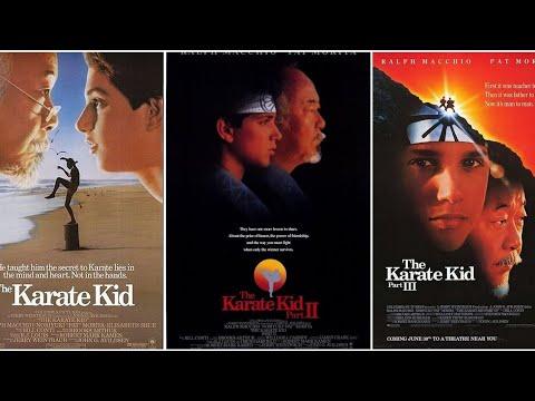 All 5 Karate Kid Movies Ranked