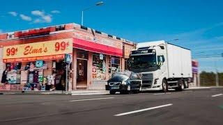 Volvo Trucks - Robot driven trucks tests active safety systems - Trucks Anatomy (E04)