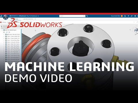 Machine Learning demo video