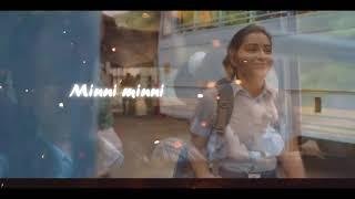 June Song | Minni Minni | Lyric | Whatsapp Status