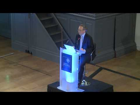 Romanes Lecture 2014 – Dr Steven Chu - Highlights