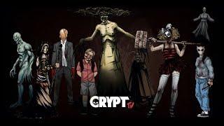"STONEHEART   ""Transference""   S2E6   Scary Short Horror Film REACTION!   Crypt TV"