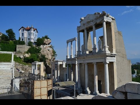 Plovdiv, Bulgaria - The City of the Seven Hills